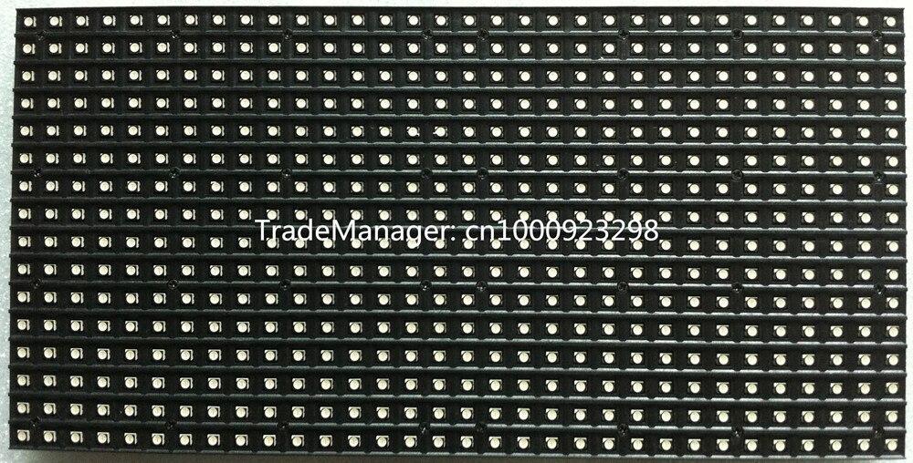 P7.62 beltéri SMD 3in1 teljes színű LED panel modul 1 / 8scan - - LED Világítás - Fénykép 1