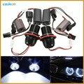 E39 10 W LED Angel Eye Halo Lâmpadas de Reflexão Da Luz para E39 E53 X5 M5 E60 E63 E83 X3