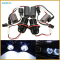 E39 10W LED Angel Eye Halo Reflection Light Bulbs for E39 E60 M5 E53 X5 E83 X3 E63