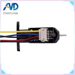 Imprimante 3D z-sonde bl-touch capteur de nivellement automatique capteur de nivellement automatique de lit tactile pour Anet A8 mk8 i3 améliorer la précision d'impression
