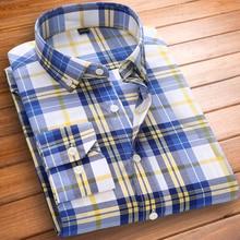 Мужская рубашка 2017 Men shirt