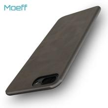 Фотография  Moeff Brand Vintage PU Leather Luxury Fashion Phone Case for iphone 6 6s Plus 7 8 Plus Cover Plus Leather for iphone case