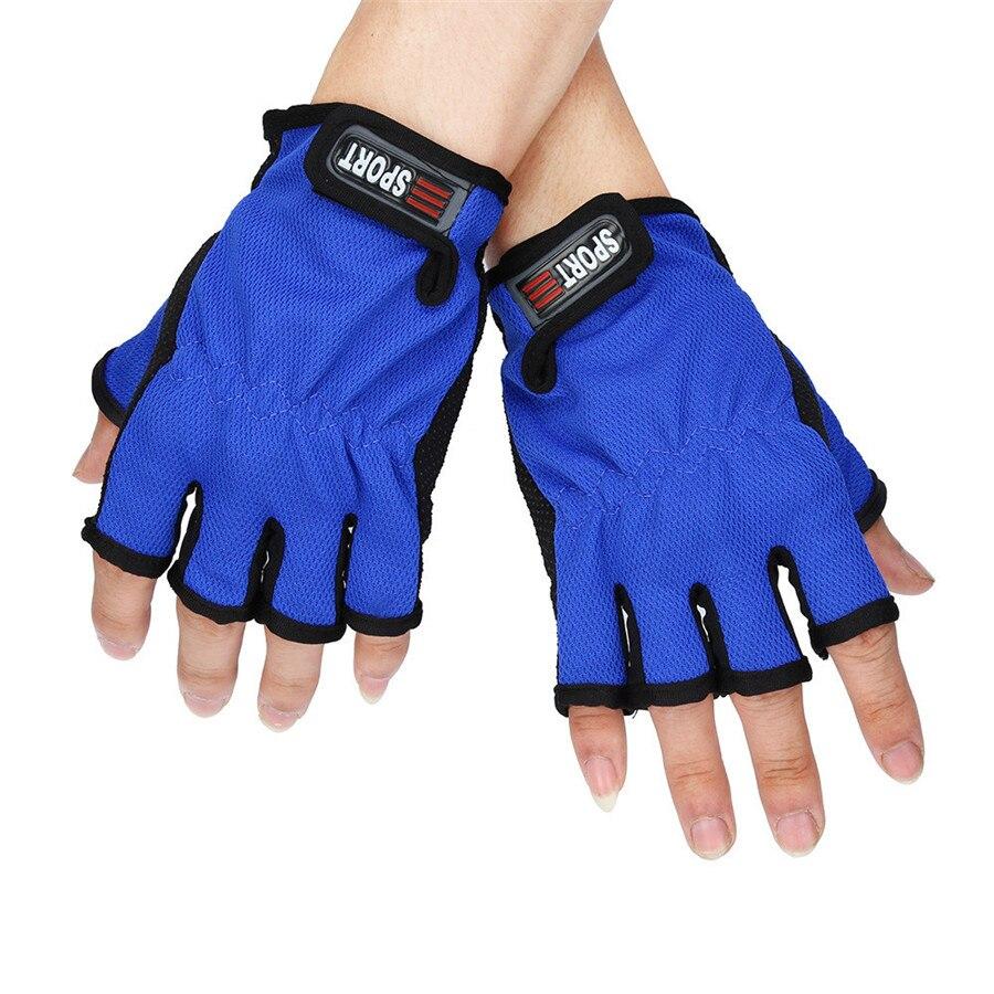 рыбалка перчатки без пальцев открытые мужские и женские дышащие нескользящие вырезать перчатки рыбалка А1