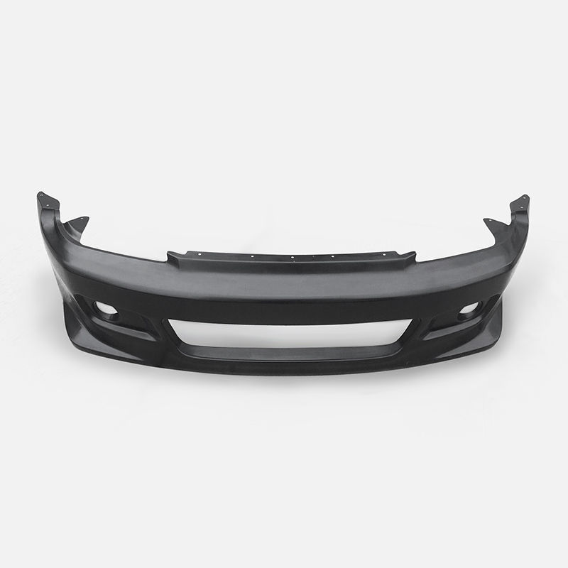 For EG Civic Hatch Back RB Style FRP Fiber Glass Wide Body Front Bumper For Honda Fiberglass Accessories