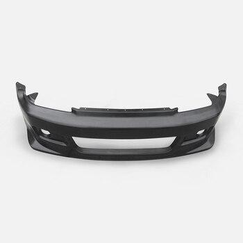 Para Civic EG Escotilha Volta RB Estilo FRP Fibra de Vidro Corpo Largo Acessórios De Fibra De Vidro do Amortecedor Dianteiro Para Honda