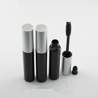 e5beec7eafa 10 30 50pcs 10ml Refillable Eyelashes Tube Portable Empty Mascara Tube  Eyelash Vial Liquid Bottle Container