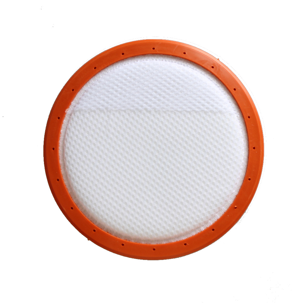 146mm/130mm Washable Vacuum Cleaner Filter Round HV Filter Cotton Filter Elements HEPA For Midea C3-L148B C3-L143B VC14A1-VC