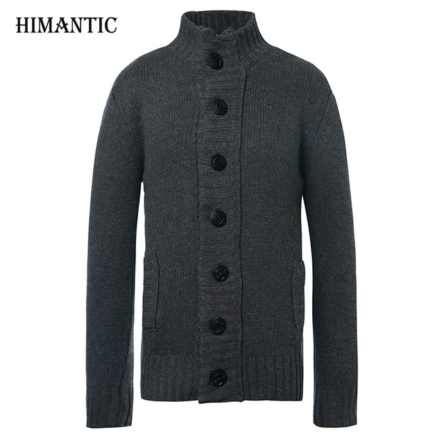 Brand New Winter Spring Sweater Men Thick Cotton Full Sleeves ...