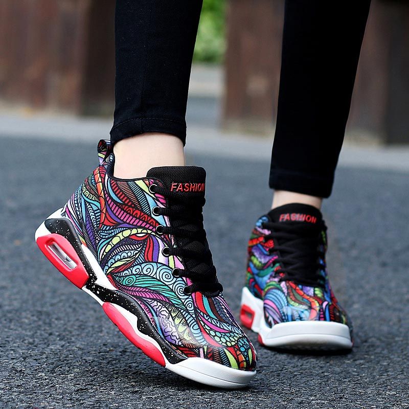 Plus Size Breathable Chaussure Femme Sneakers For Running Shoes Men Shoes Sport Woman Shoes Sports Colorful Athletic Obuv B-247