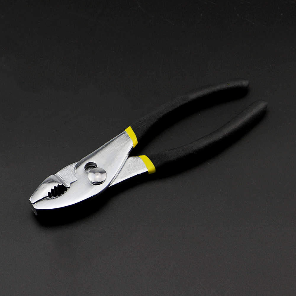 """6 """"160mm yofe slip joint tang crimbing gereedschap jaw verstelbare hand tool krimptang waterpomp pijp onderhoud"""