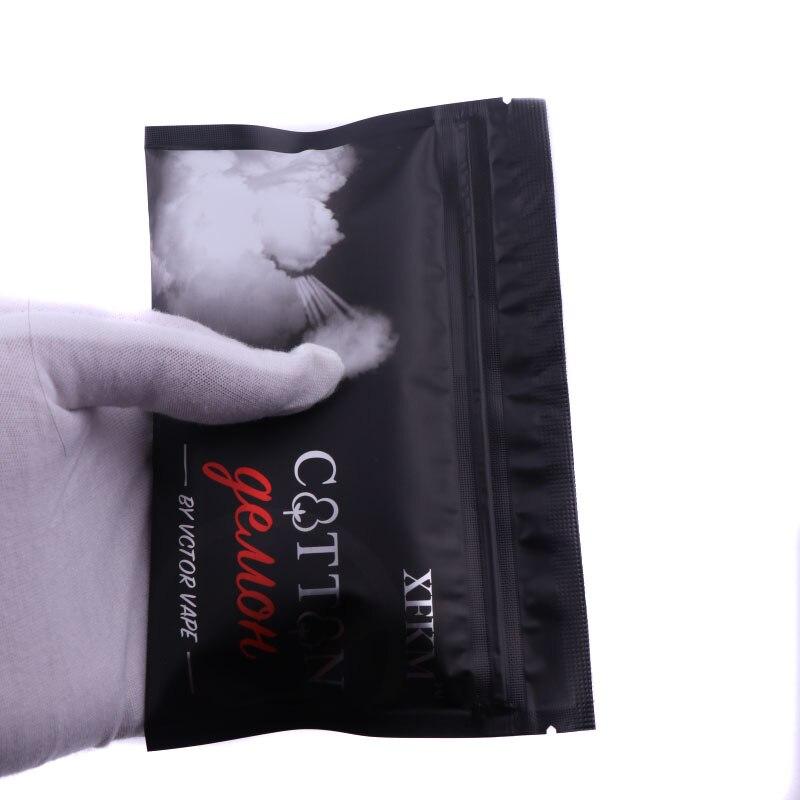 10 बैग / बहुत कपास बेकन उच्च - इलेक्ट्रॉनिक सिगरेट
