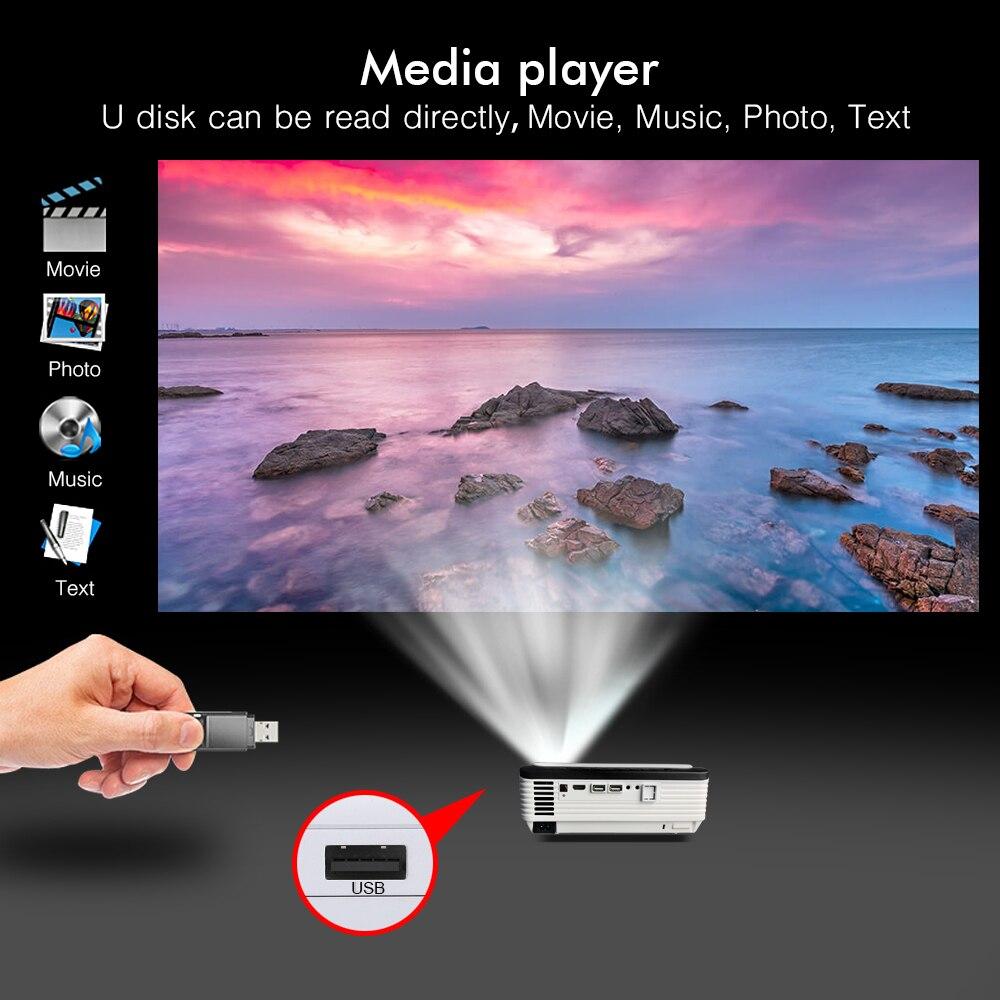 projecteur Portable vidéo 16 14