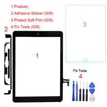 1 шт., сменный сенсорный экран для iPad Air ipad A1474 A1475 A1476