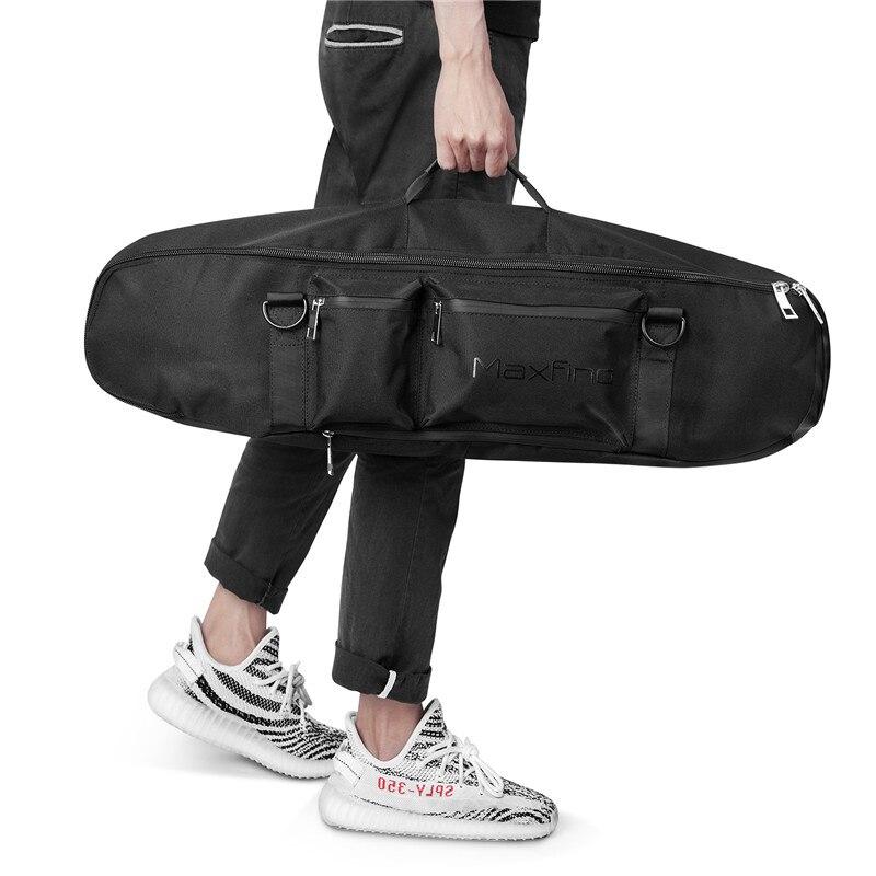 Maxfound Portable transporter sac de planche à roulettes en plein air Sport épaule sac à dos Double sacs à bascule livraison gratuite