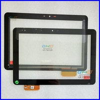 New Touch Screen Digitizer Panel For 10 1 PRESTIGIO MultiPad 4 Ultimate 10 1 3G PMP7100D3G