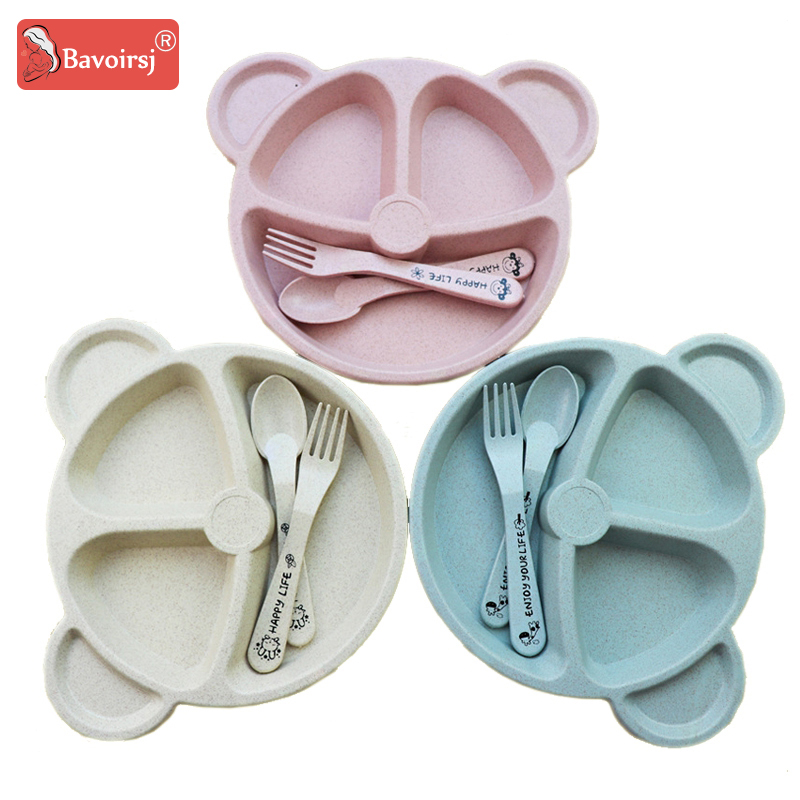 Baby Tableware Dinnerware Suction Silicone Bowl with Temperature Sensing Spoon Baby Food Baby Feeding Bowls Dishes T0093 цена