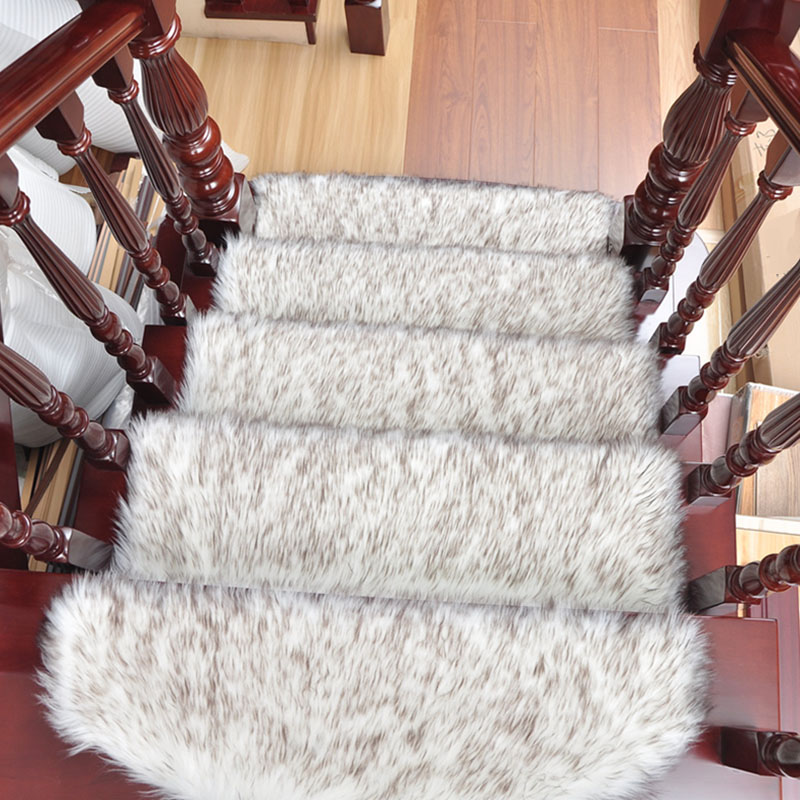 New Arrival Staircase Carpet Stair Treads Protector Mats Dustproof Stair  Mat Stair Treads Rugs Pads Home Textile In Carpet From Home U0026 Garden On ...