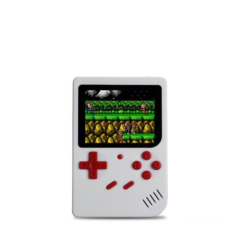 Image 5 - Игровая консоль для видео 8 бит ретро мини карманный портативный игровой плеер встроенный 188 классические игры для ребенка Ностальгический плеер-in Портативные игровые консоли from Бытовая электроника on AliExpress - 11.11_Double 11_Singles' Day