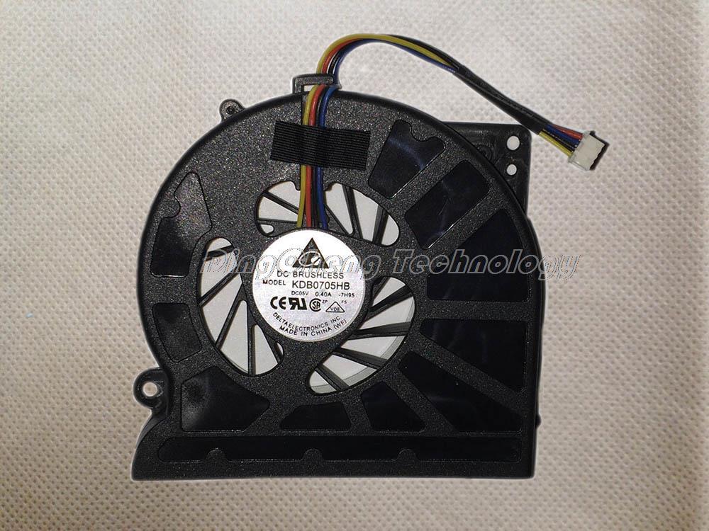 Original and New CPU Cooling fan FOR ASUS N61 N61J N61JV N61V N64X A52JR K52D KSB06105HB