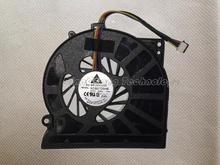Original and New CPU Cooling fan FOR ASUS N61 N61J N61JV N61V N64X A52JR K52D KSB06105HB Laptop Fan 100% fully test