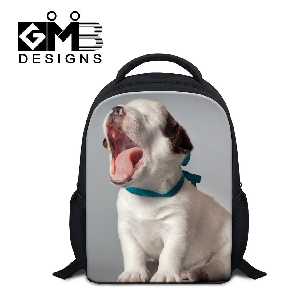 Dispalang 3d كلب طباعة الظهر للأطفال عيد ميلاد هدايا مخصصة تصميم