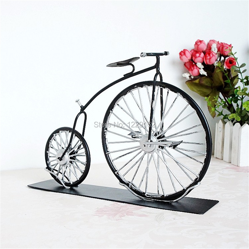 Fashion vintage bicycle home decor wedding gift children for Bicycle decorations home