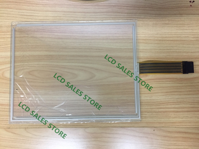 10.4 INCH 3M TOUCH DISPLAY TOUCH PANEL  DIGITIZER  8 WIRE CABLE