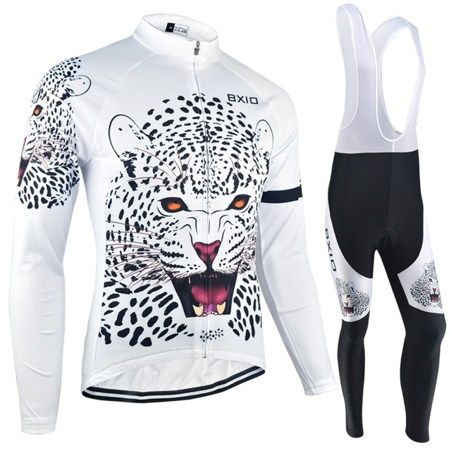 eb1fd88a128 Bxio Winter Thermal Fleece Cycling Jersey Warm Long Sleeve Pro Team Bike  Clothing Autumn Bicycle Jerseys Maillot De Ciclismo 034