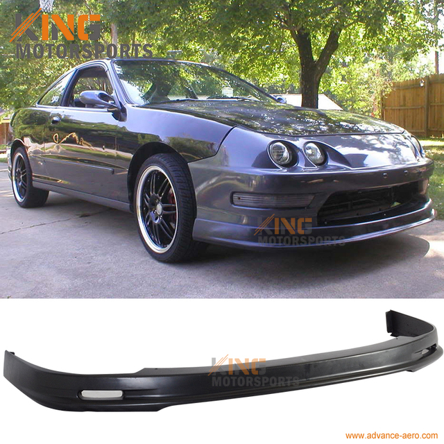 For Acura Integra DC PU Mugen Front Bumper Lip Spoiler - Body kits for acura integra