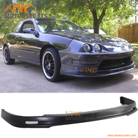 For 98 01 Acura Integra DC2 PU Mugen Front Bumper Lip Spoiler Bodykits