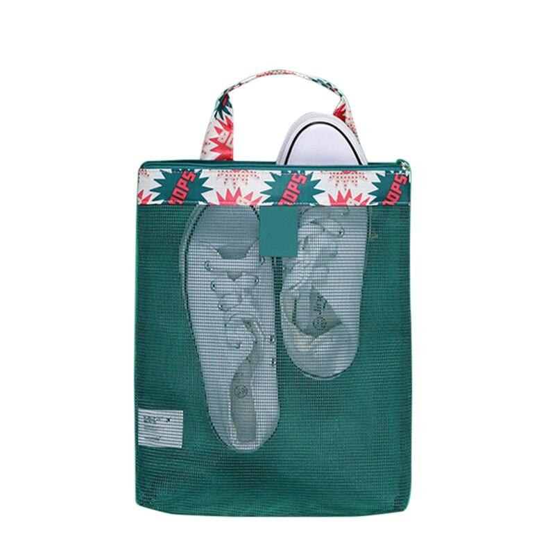 NIBESSER Портативный Traval сумка летняя пляжная сетка многофункциональный мыть Туалет дорожная сумка аксессуары Для женщин макияж организатор