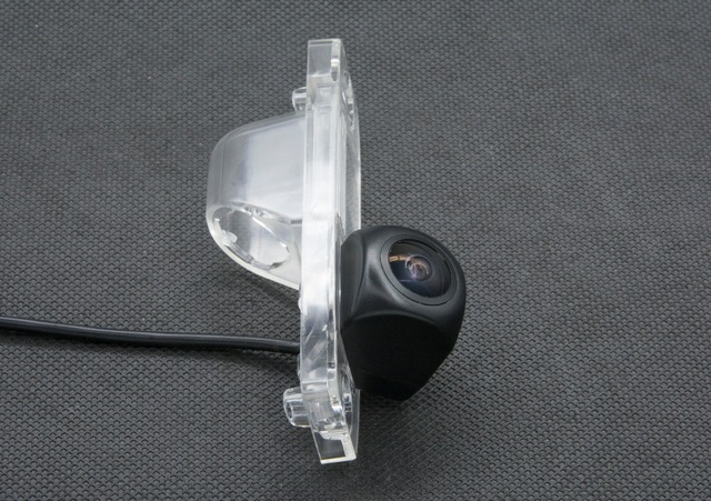 Trajectory TrackFisheye 1080P Car Rear view Camera for Kia Sorento 2004-2011 Borrego 2009-2013 Rio K3 2013 2014 Sportage R Forte