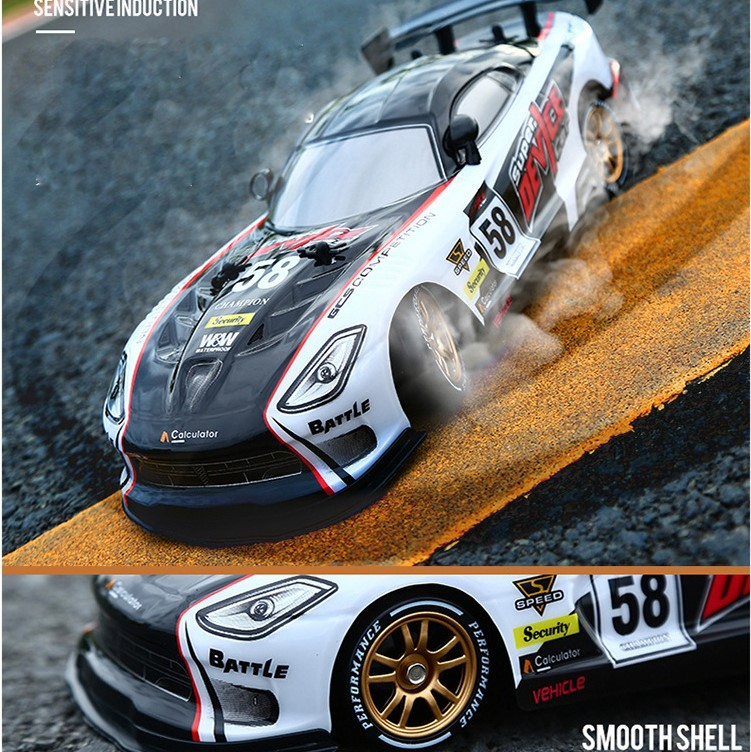 RC Car 4WD 2.4G Drift Racing Car Radio Remote Control Vehicle Electronic Car Hobby Toys