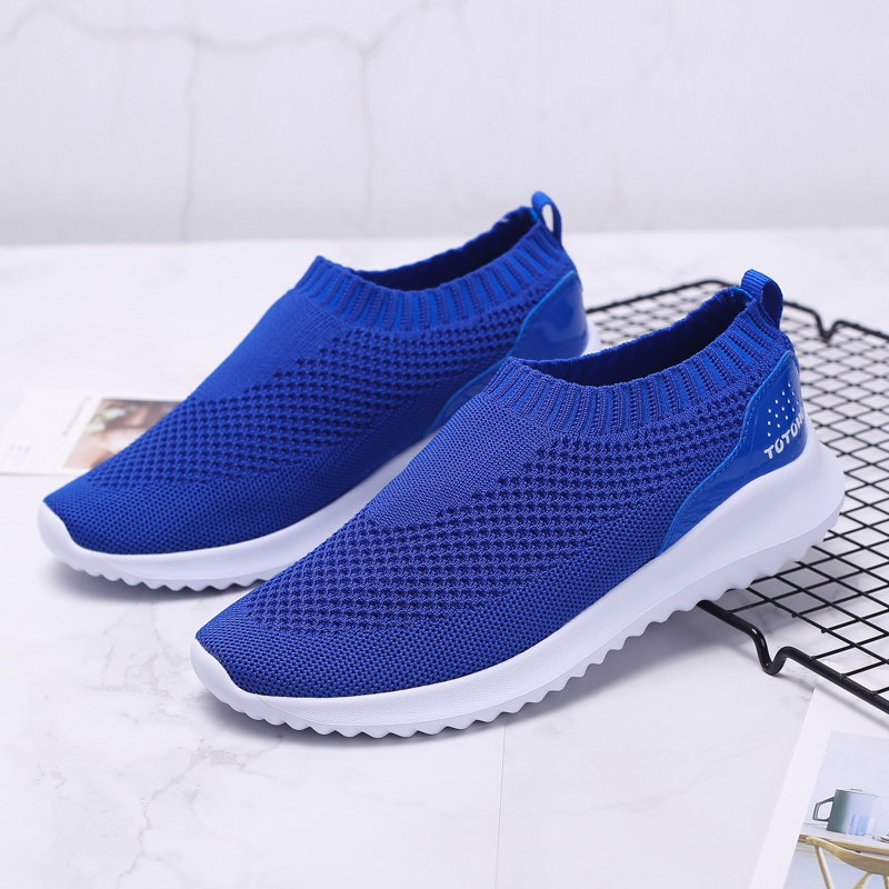 ULKNN Summer Children Sneaker For Girls Shoe Boys Sock Shoes Kid Sneaker  Breathable Mesh Fabric Slip on Student Casual Shoe-in Sneakers from Mother    Kids ... 13e88ba2de9