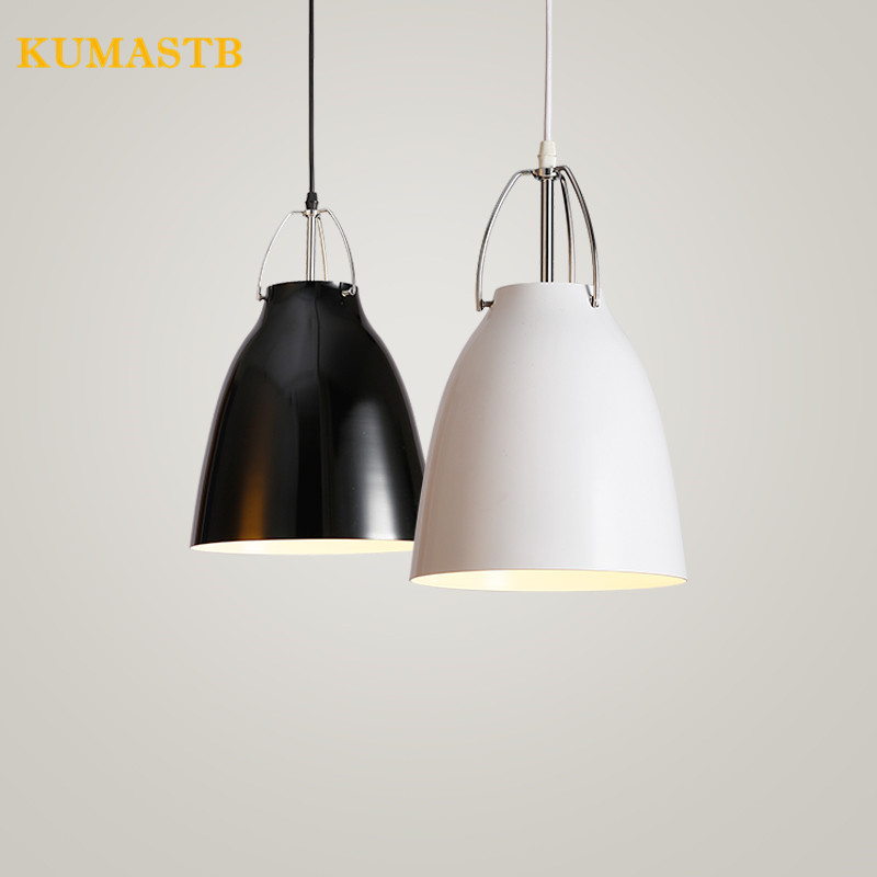 Modern Dinning Room Lamp Creative Single Head Bedroom Balcony Bar Living Room Study Pendant Lights Lighting Fixture