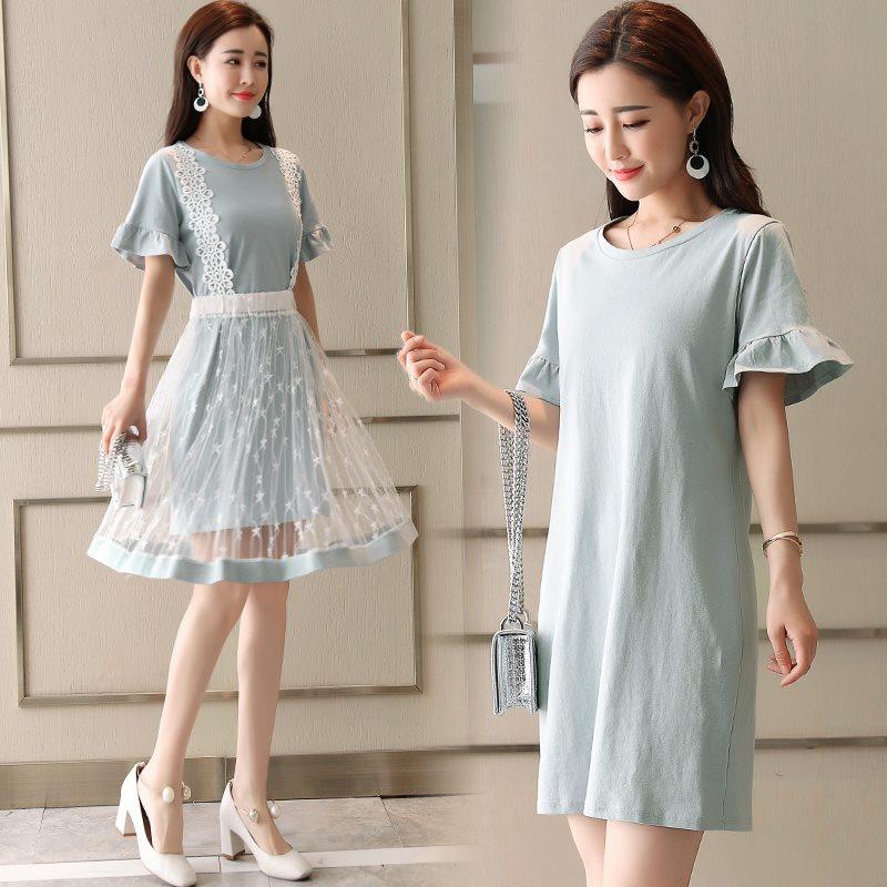 Maternity Nursing Dress For Pregnant Women Clothing 2018 Summer Fashion Chiffon Breastfeeding Skirt Pregnancy Clothes Lactation