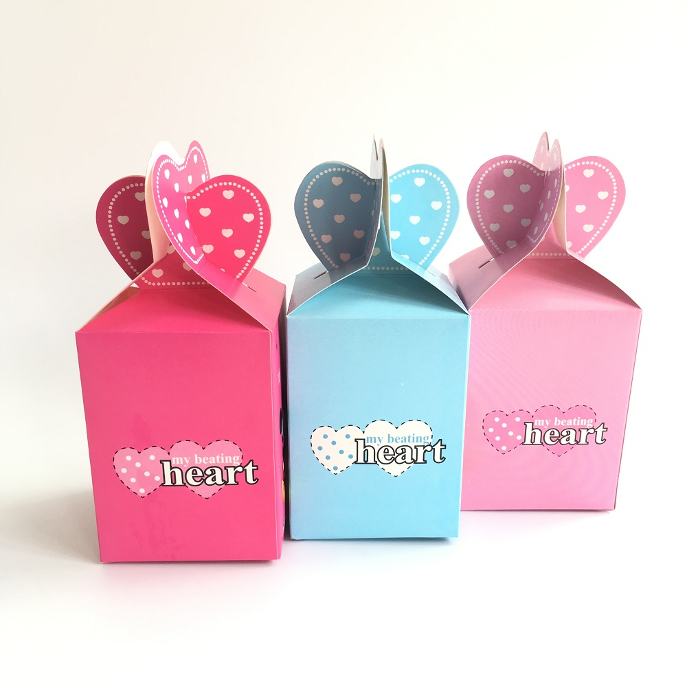 Wedding Favor Boxes 100 pcs Mickey Minnie Birthday Party Decorations ...