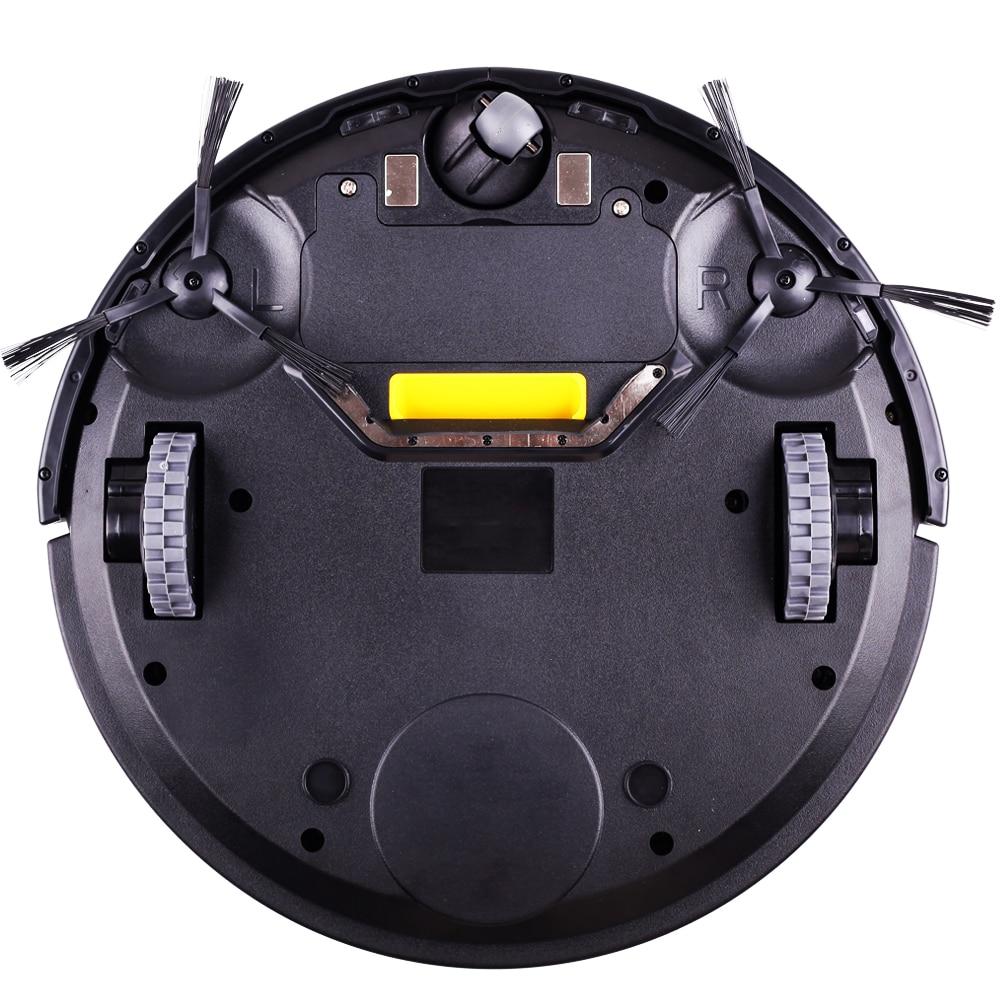 (Доставка из Москвы) LIECTROUX B3000PLUS робот пылесос с танком для воды (влажная и сухая уборка) сенсорный экран, фильтр HEPA,моющий бак,виртуальная сте... - 3