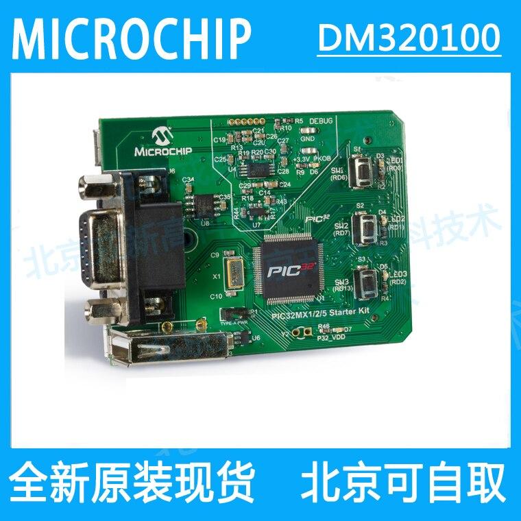 DM32010-PIC32MX1/2 / 5  Arter Kit CAN Bus Development Board