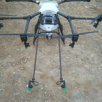 8 axis 10KG Agricultural protection Drone multi axis Agricultural protection UAV For Sprinkle pesticides RTF