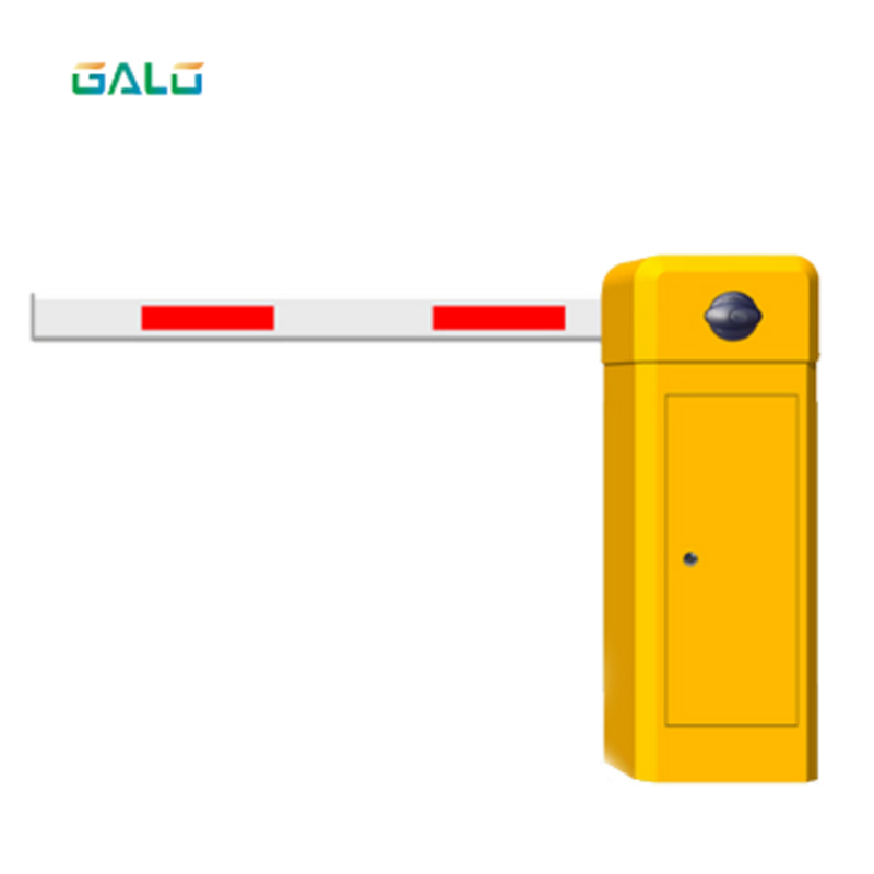 Barrier Gate For Car Park Management And Vehicle Control