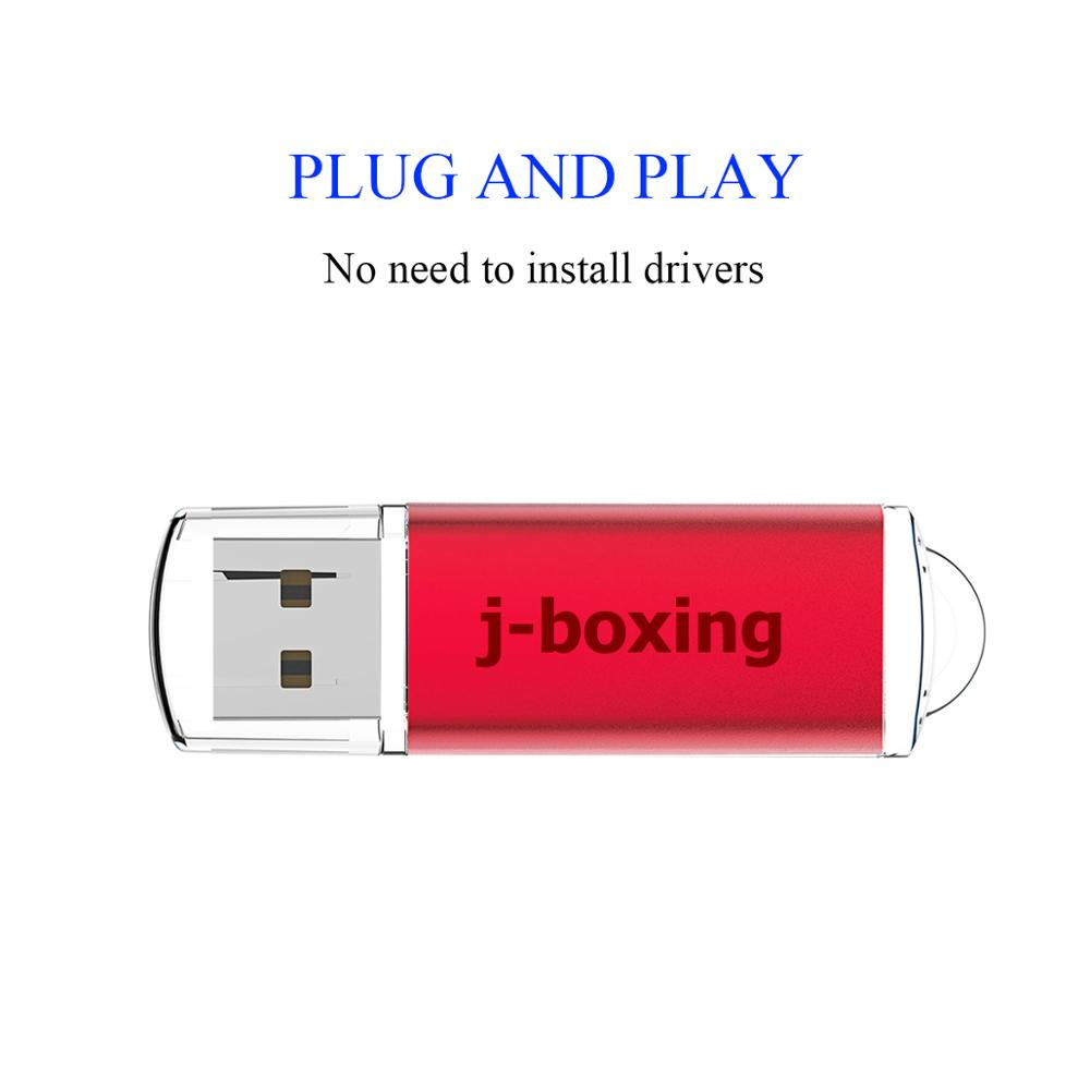 Image 4 - J boxing 512MB USB Flash Drives Pack 10PCS 64MB 128MB 256MB Small Cacapity Pendrives Zip Drives Bulk USB Data Storage Red-in USB Flash Drives from Computer & Office
