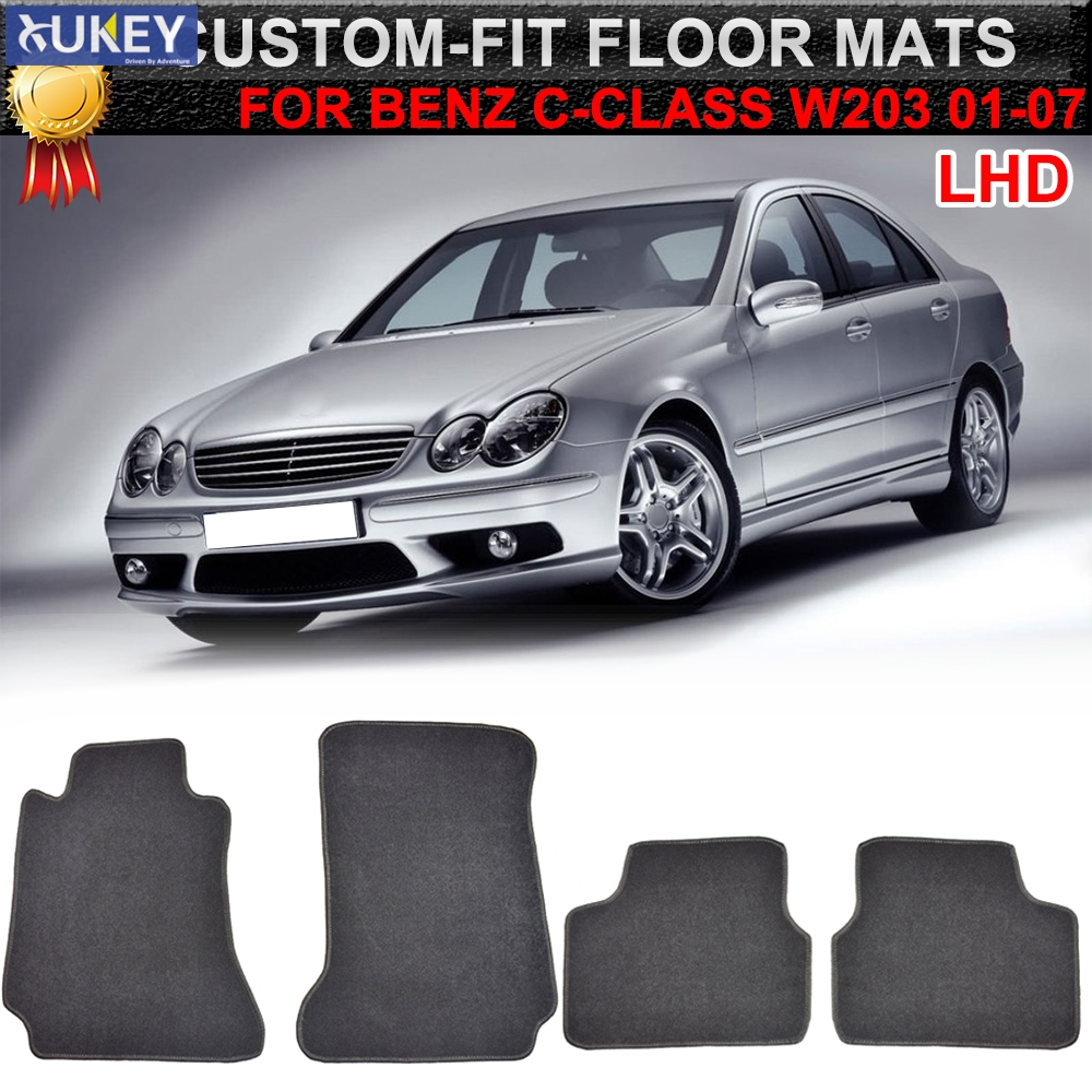 For Benz C C class W203 LHD 2001 2002 2003 2004 2005 2006 2007 Custom Car