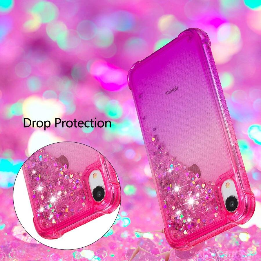 iphone xr Glitter Case (8)