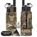 Тактический радиоприемник Emerson  сумка для MBITR PRC148 152 с ремнем Molle EM8336 EMERSONGEAR  радиосумка MOLLE для JPC  AVS. CPC Vest