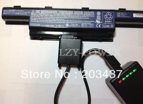 External Laptop Battery charger for Aspire 5350 5551 5560 5733 5736 5741 5742 5749 5750 battery
