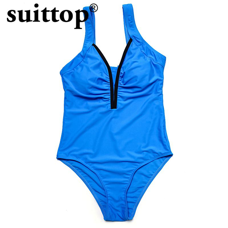 suittop swimsuit women 2017 summer maillot de bain femme push up new sexy one piece swimwear