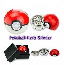 Pokeball херб табак pokemon пикачу grinder коробкой новейшие игры и с