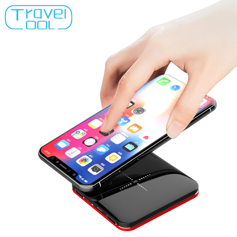 Solar Power Bank Case Portable External Battery Charger For Smart Phone Battery 2*606090 2*706090 not Included no Battery
