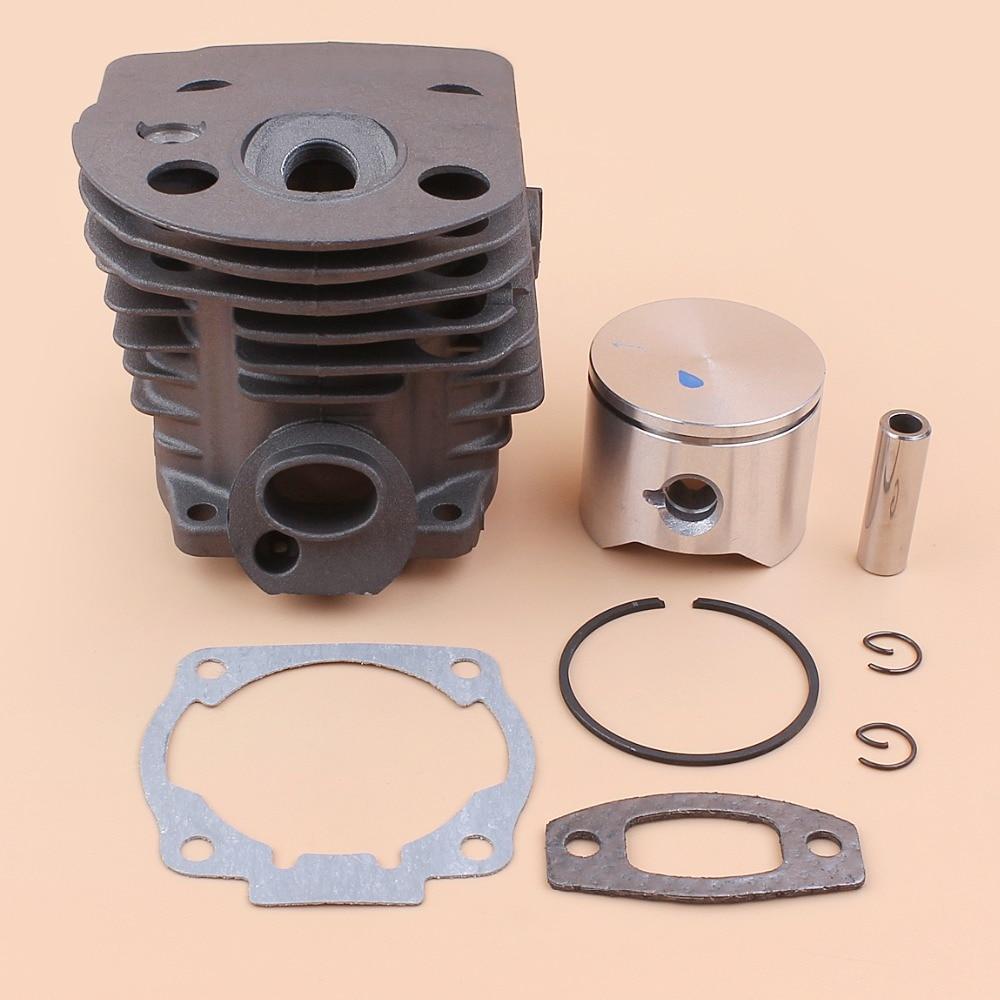 husqvarna 50 51 motosserra nikasil chapeado motor peças substituir 503168301